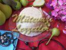 Parfait de peras