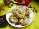 Печенье с горьким миндалем