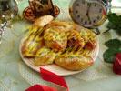 Open Pogaca Pastries