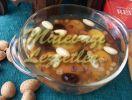 Mischkompott  mit Mandeln