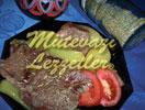 مقلاة شريحة لحم