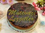 Torta con Mora