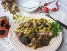 Brokolili Toyuq