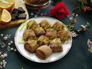 Cikolatali Portakalli Kurabiye