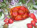 Compota de fresas