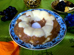 Десерт из манной крупы