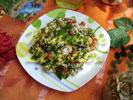 Çökelek Salatı