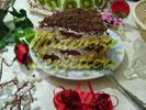 Damalı Pasta (fotoğraf)