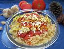Nudel mit Tomatensoße