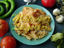 Macaroni With Tomato