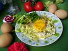 Domatesli Yumurta (fotoğraf)