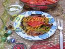 Fırında Patlıcan