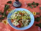 Garniturlu Makarna Salatasi