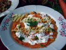 Geriebene Karotten