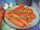 Eingelegte Karotten
