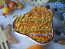 Bulgurreis mit Karotten