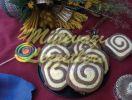 Hélice cookies