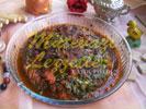 Блюдо из шпината