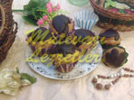 Gâteau Au Chocolat Sur Papier
