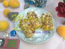 Абрикосовые пирожные