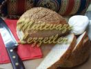 خبز من الحنطة