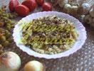 Pasta con Carne Macinata