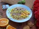 Облегченный вариант сладкого «Ашуре»