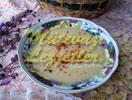 Suppe mit trockenen Hülsenfrüchten