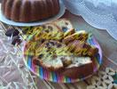 Kuchen mit getrockneten Aprikosen