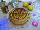 Kuchen mit Limonade