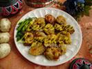 Mantar Kızartması (fotoğraf)