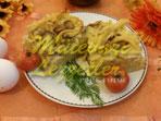 Pasta con Fungo nel Forno