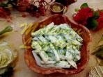 Салат из сельдерея с майонезом