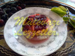 Meyveli Iftar Rüyasi