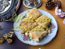 Muhallebili Ekmek Tatlısı (fotoğraf)