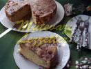 Cake with Banana Puree