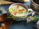 Зимний суп с нутом