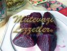 Rojo de remolacha  en vinagre