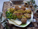 Albóndigas empanados
