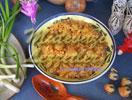Patatesli Bulgur Pilavi
