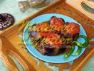 Patlıcan Oturtma (fotoğraf)
