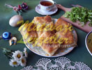 Borek with Leek Filling