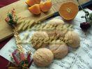 Portakalli Kurabiye