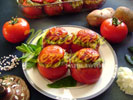 Bourré de Tomate A La Purée