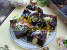 Ramadan Sémola Pastel con Jarabe