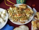 Torta Salata di Panettone