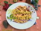 Pâte Au Salami