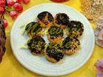 Cookies a La Pâte De Tomate