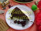 Gâteau Aux Cerises à La Crème Chantille