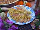 Sobiyet Baklava con crema de relleno y Pistacho